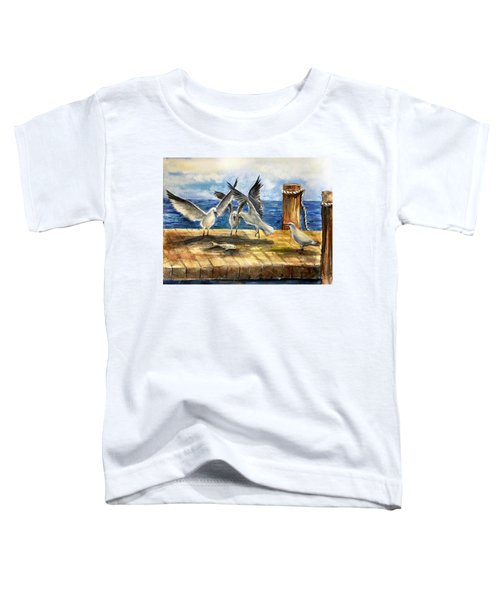 The Catch Is Mine Toddler T-Shirt