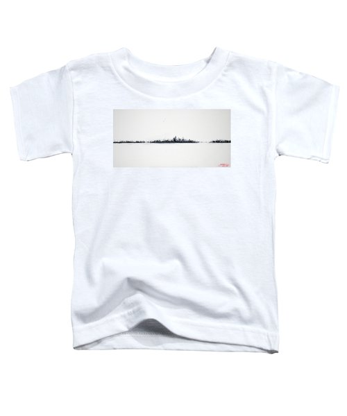 The City New York Toddler T-Shirt