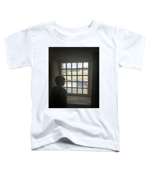 The Contrast Of War Toddler T-Shirt