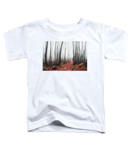 The Corridor Toddler T-Shirt