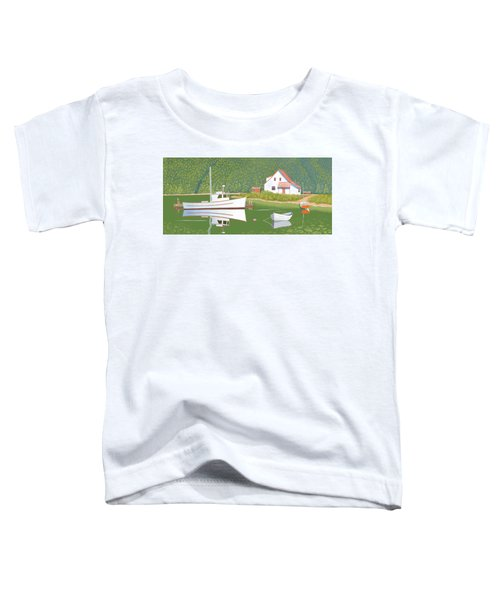 The Cottsge At Blackberry Point Toddler T-Shirt