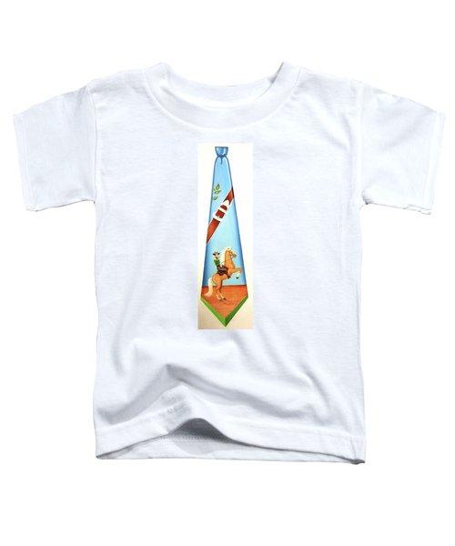 The Cowboy Toddler T-Shirt