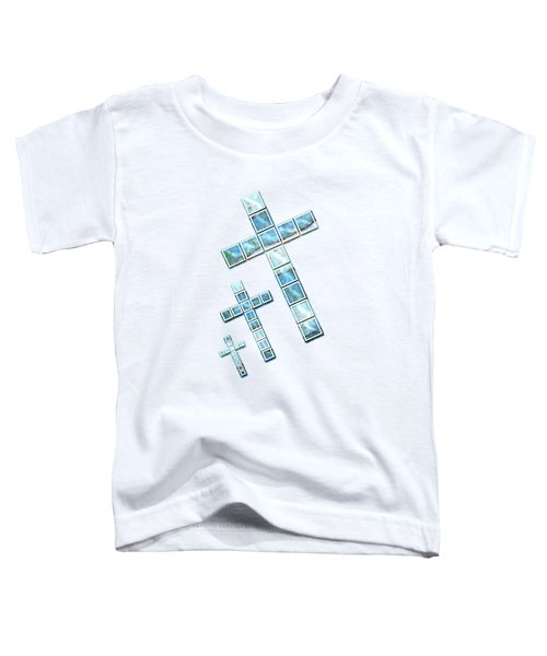 The Cross Speaks Of You Toddler T-Shirt