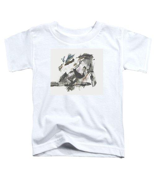 The Dancer Toddler T-Shirt