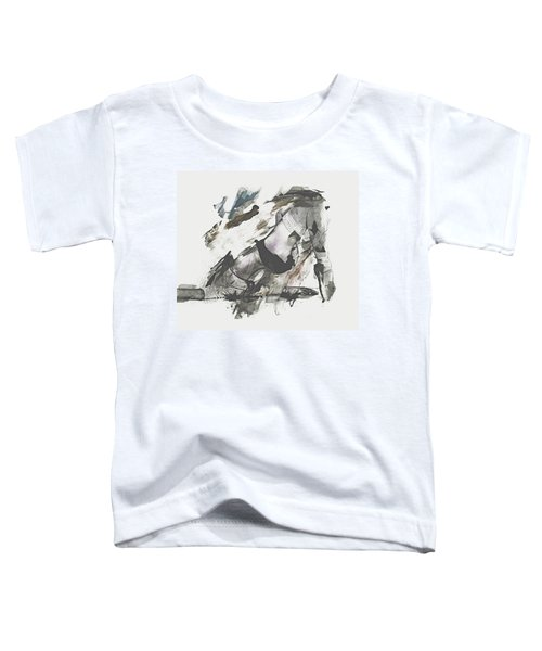 The Dancer Toddler T-Shirt