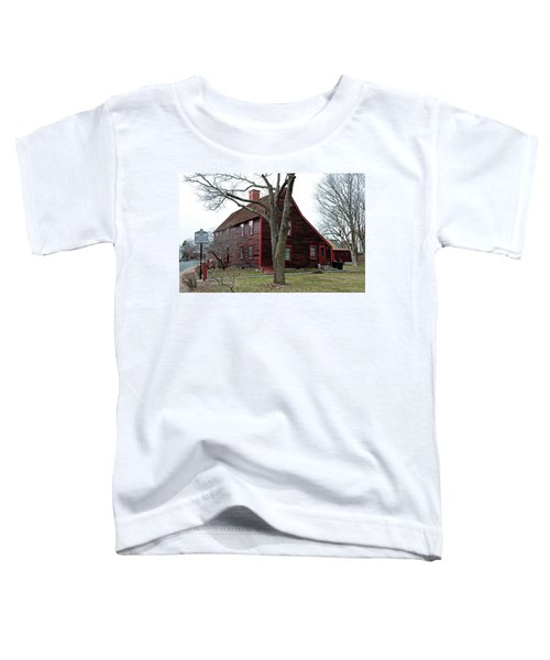 The Deane Winthrop House Toddler T-Shirt