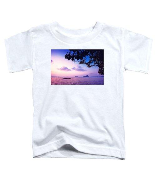 The Deserved Rest Toddler T-Shirt