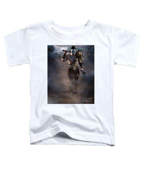 The Dragon Master Toddler T-Shirt