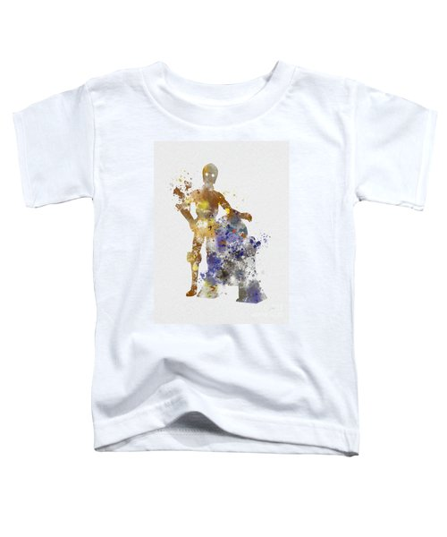 The Droids Toddler T-Shirt