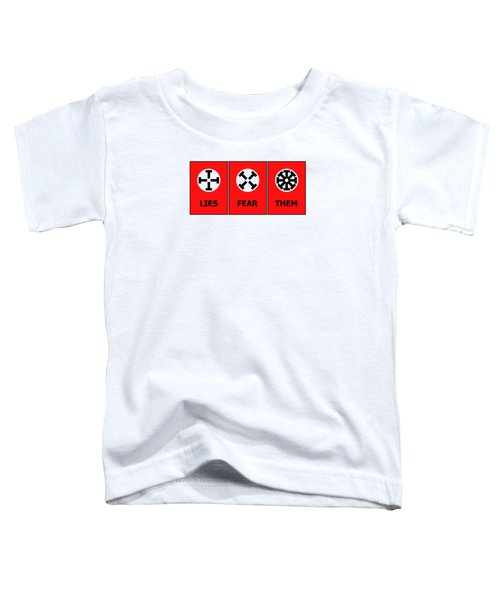 The Edge Of Dystopia Toddler T-Shirt