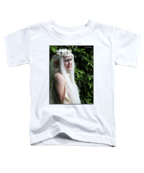 The Elven Queen Toddler T-Shirt
