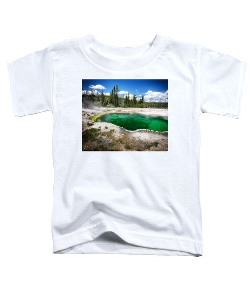 The Emerald Eye Toddler T-Shirt