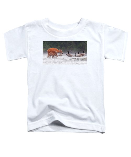 The Encounter Toddler T-Shirt