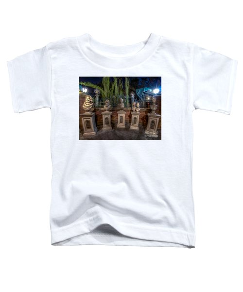 The Family Is All Here. Toddler T-Shirt