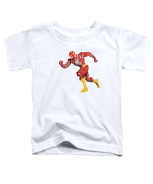 The Flash Toddler T-Shirt