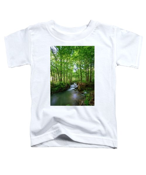 The Green Forest Toddler T-Shirt
