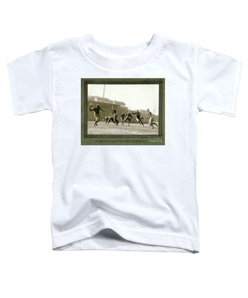 The Hail Mary Toddler T-Shirt