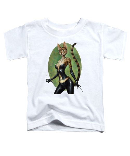 The Hermitage Cats' Dream Toddler T-Shirt