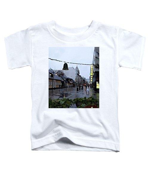 The High Street Toddler T-Shirt