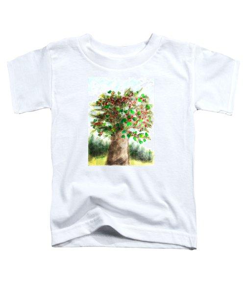 The Holy Oak Tree Toddler T-Shirt