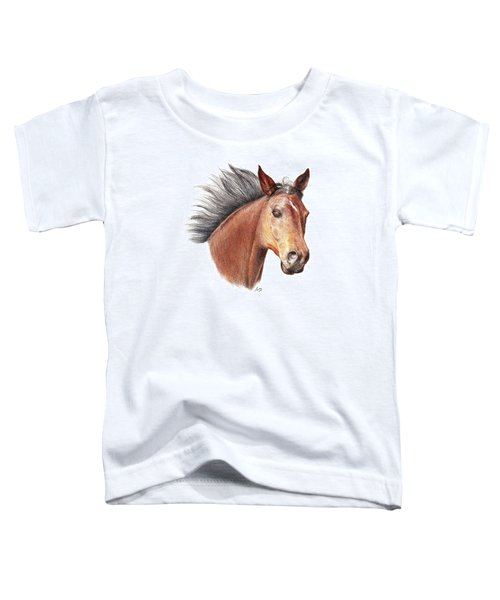 The Horse Toddler T-Shirt