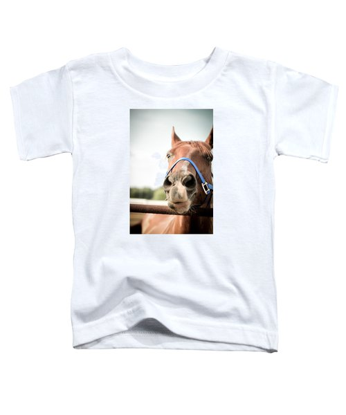 The Horse's Mouth Toddler T-Shirt