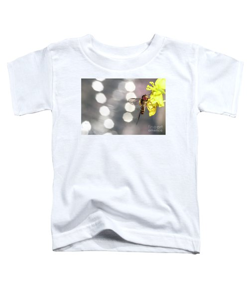 The Hoverfly Toddler T-Shirt