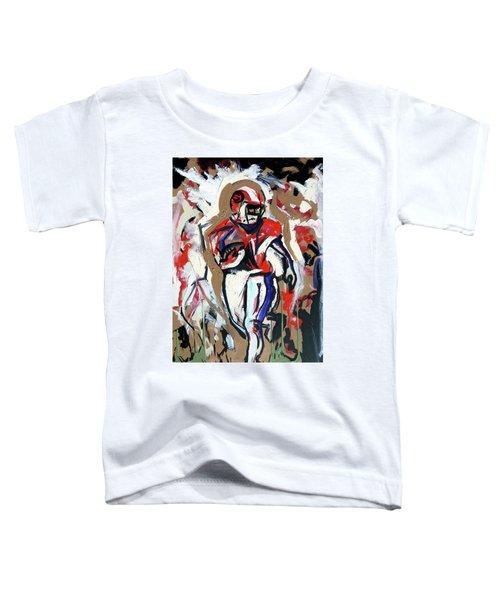 The Interception Toddler T-Shirt
