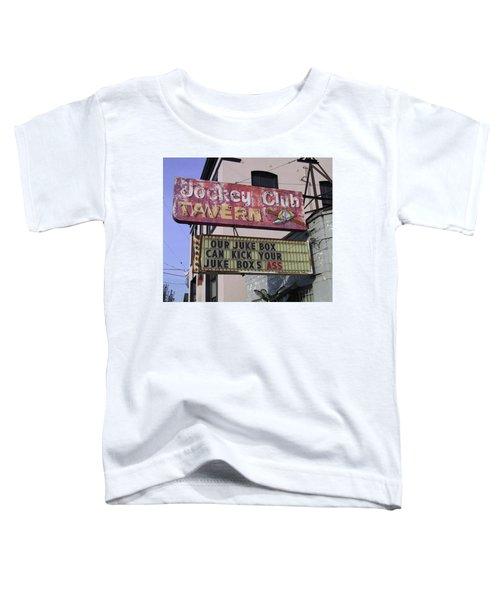 The Jockey Club Toddler T-Shirt
