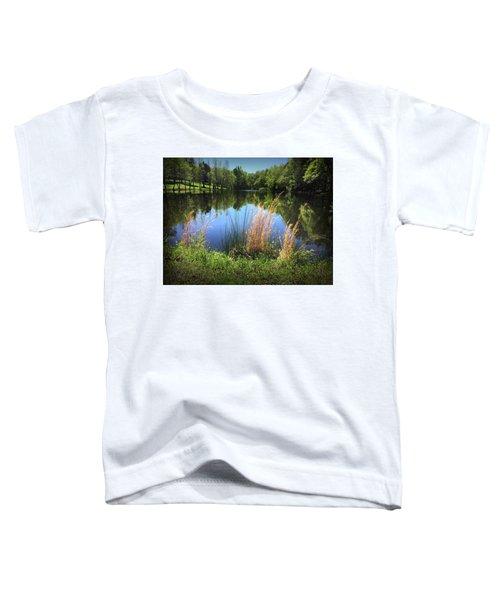 The Lake At Musgrove Mill Toddler T-Shirt