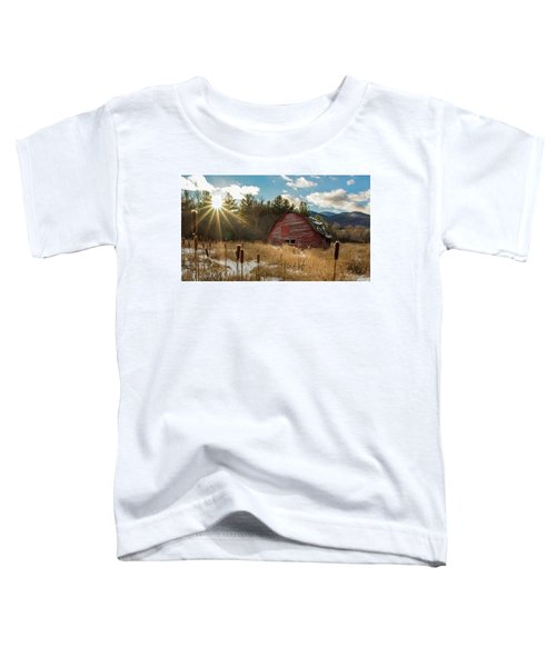 The Last Winter Toddler T-Shirt