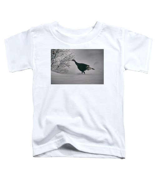 The Lone Turkey Toddler T-Shirt