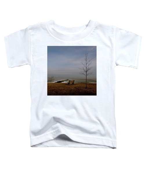 The Lonely Bench Toddler T-Shirt