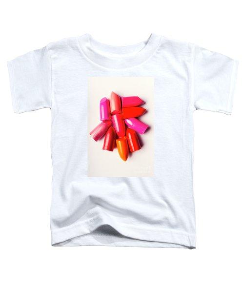 The Makeup Breakup Toddler T-Shirt