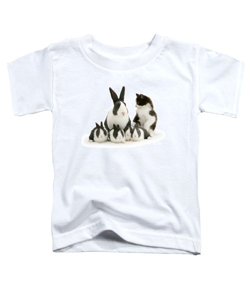 The Misfit Toddler T-Shirt