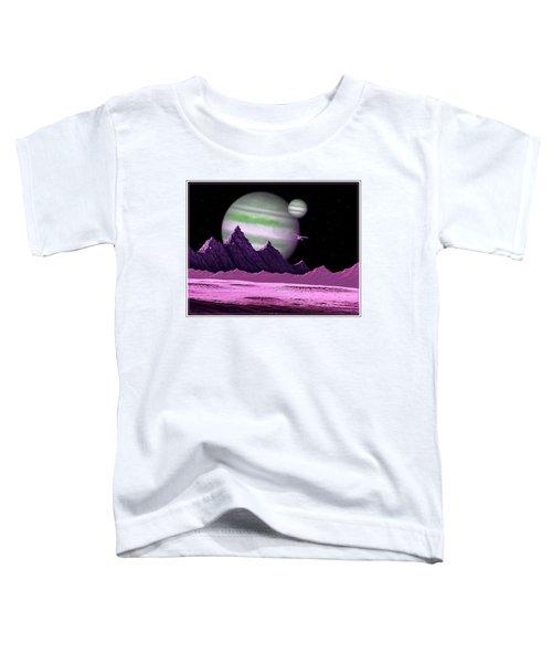 The Moons Of Meepzor Toddler T-Shirt