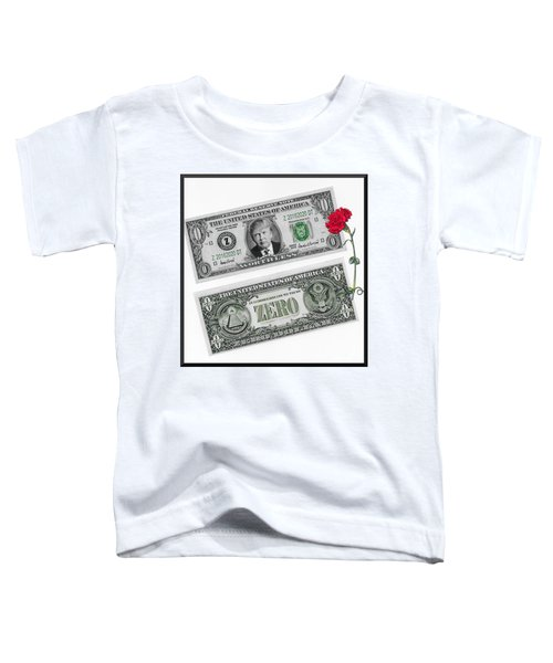 The New Trump Currency Toddler T-Shirt