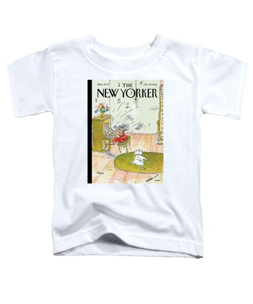 Winter Blues Toddler T-Shirt
