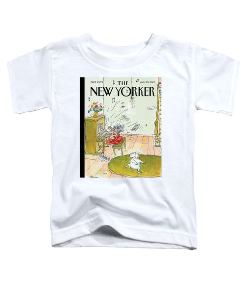 Winter Blues Toddler T-Shirt