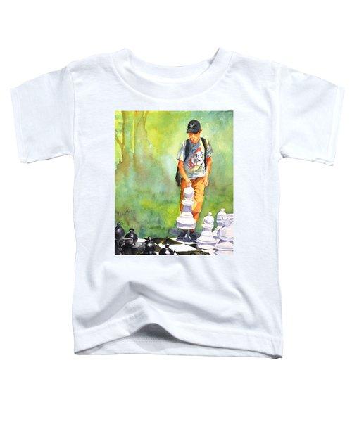 The Next Move #1 Toddler T-Shirt