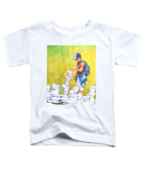 The Next Move #2 Toddler T-Shirt