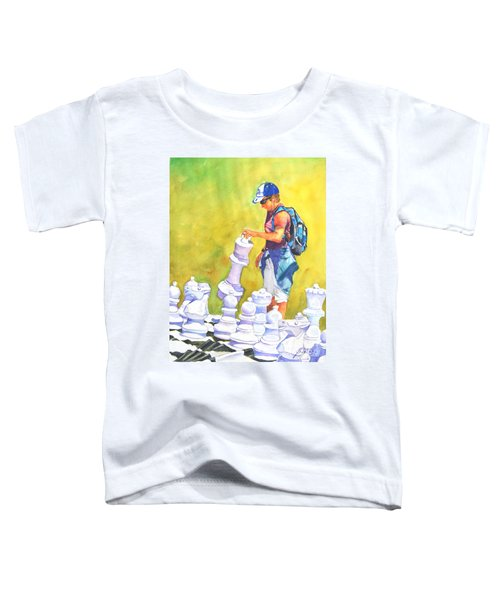 The Next Move #2 Toddler T-Shirt