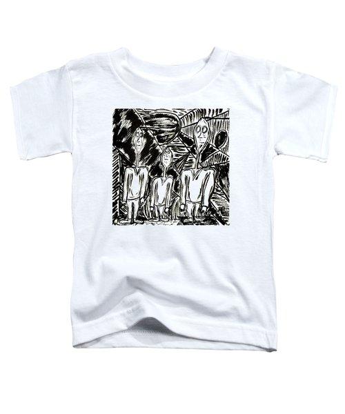 The Nod Trio Circa 1967 Toddler T-Shirt