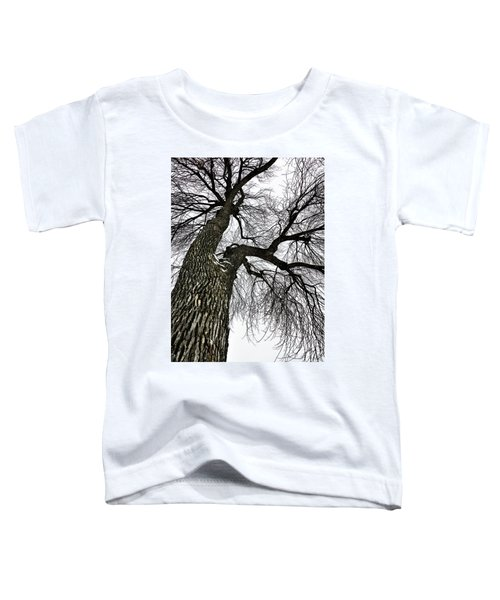 The Old Tree Toddler T-Shirt