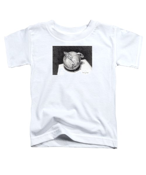 The Onion Toddler T-Shirt