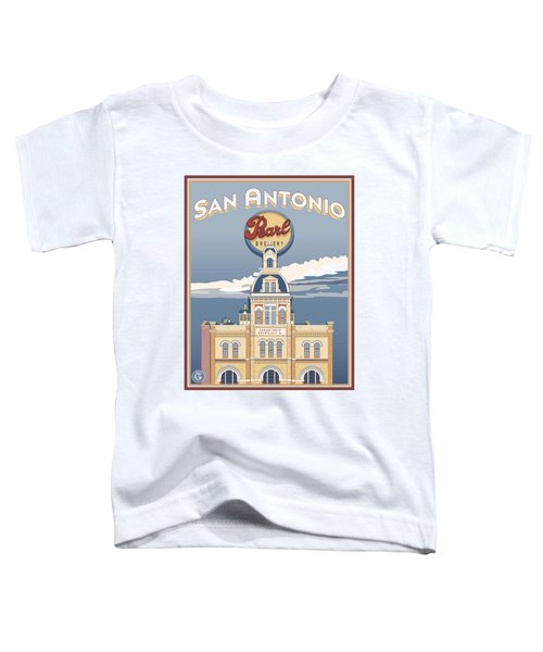 The Pearl Brewhouse Toddler T-Shirt