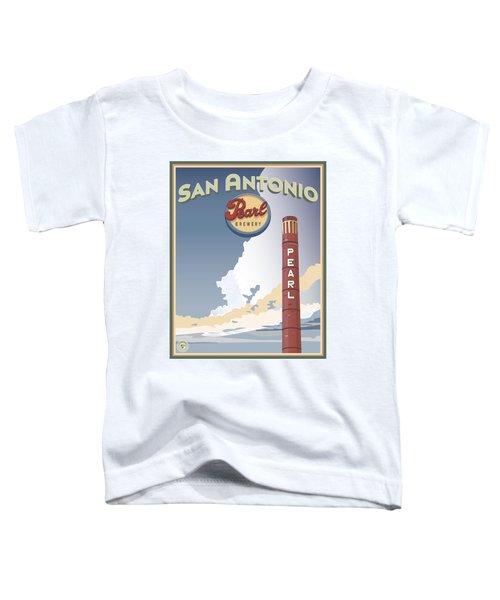 The Pearl Smokestack Toddler T-Shirt