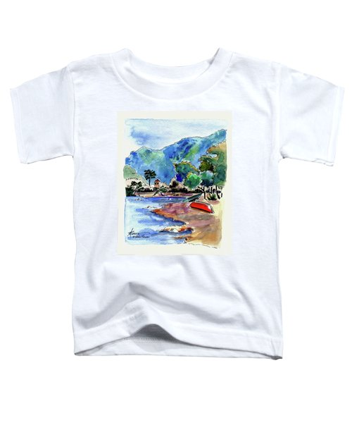 The Peloponnese Toddler T-Shirt