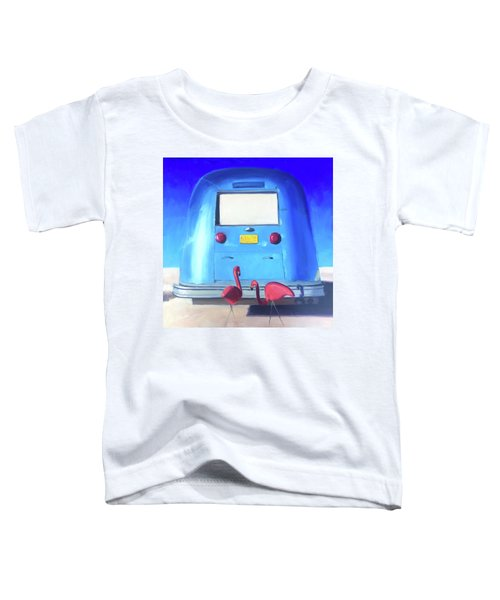 The Pink Hitchhikers Toddler T-Shirt