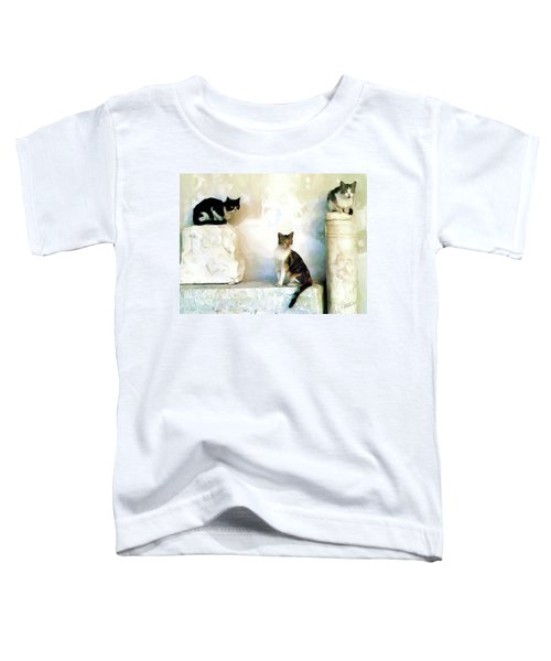 The Pose - Rdw250812 Toddler T-Shirt